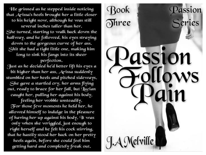 Passion Follows Pain Teaser 5