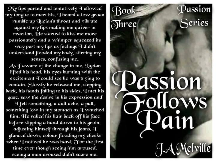 Passion Follows Pain Teaser 6