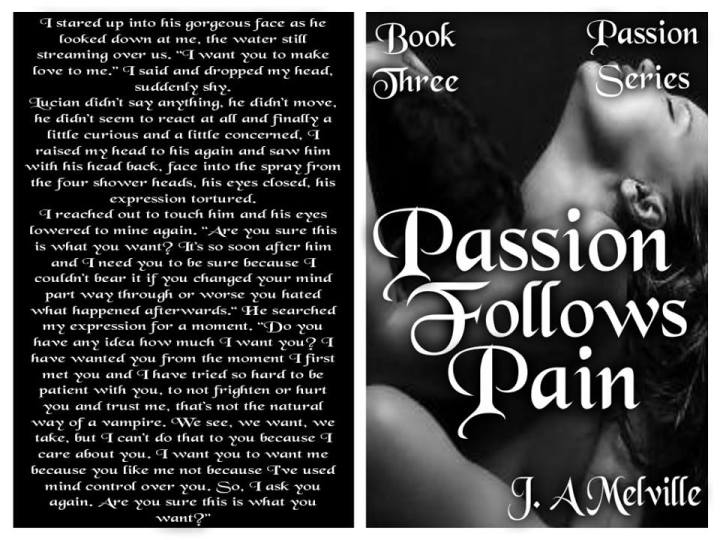 Passion Follows Pain Teaser 7