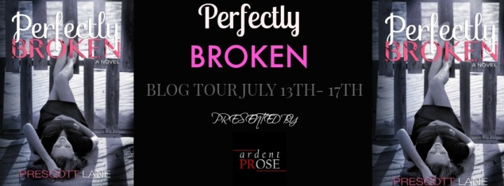 Perfectly Broken Release Banner