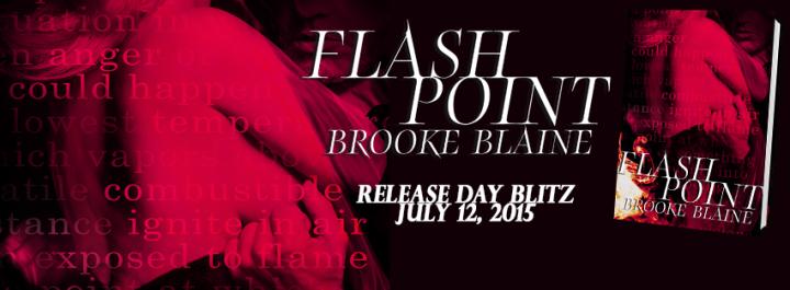 Release Day Blitz Banner - Flash Point