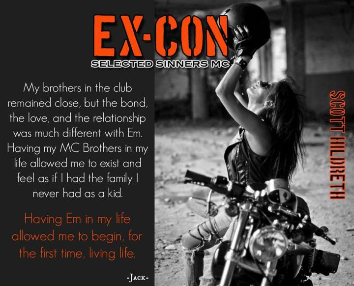 Ex-Con Having Em in my life PMaia