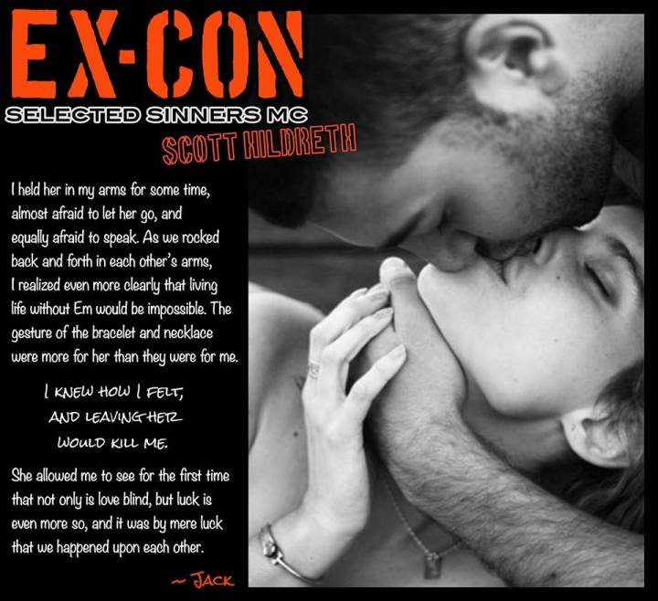 Ex-Con I held her in my arms AwKawauchi