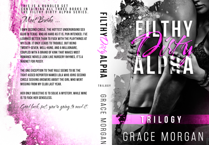 Filthy Dirty Alpha full cover