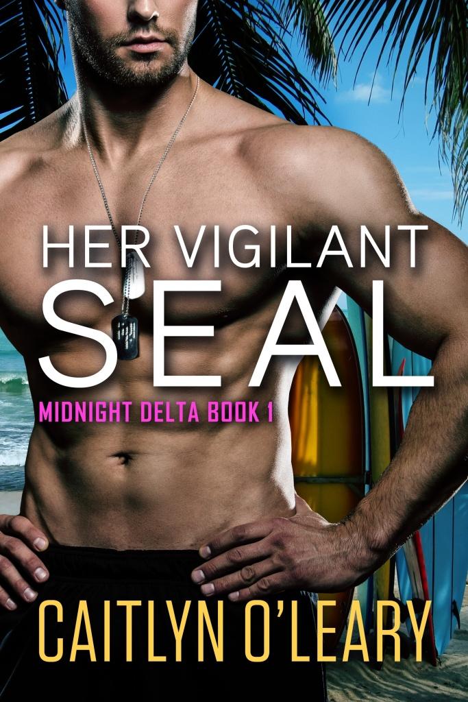 Her Vigilant Seal Cover