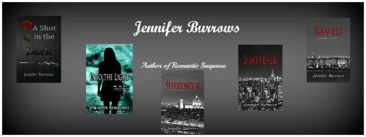 Jennifer Burrows Cover take over