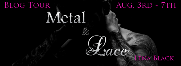 Metal & Lace Banner