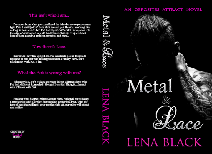 Metal & Lace Full Cover