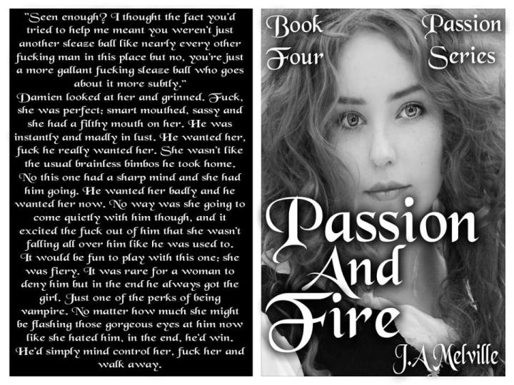 Passion and Fire Teaser 1