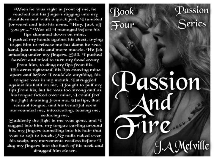 Passion and Fire Teaser 3