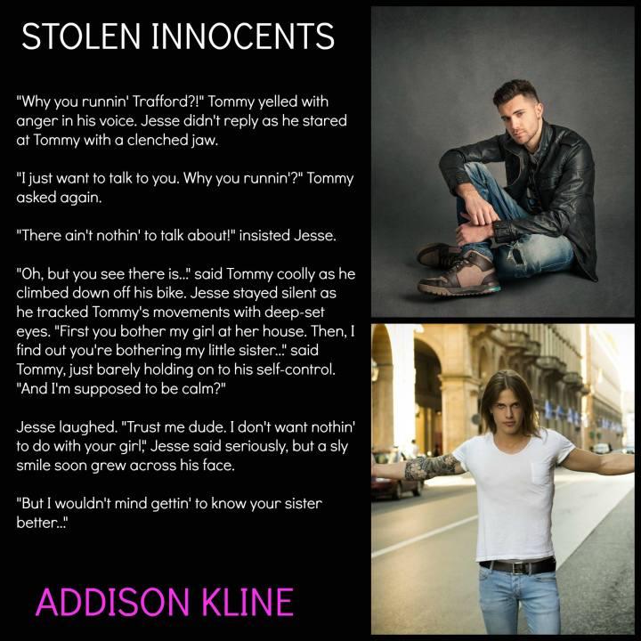 Stolen Innocents T1