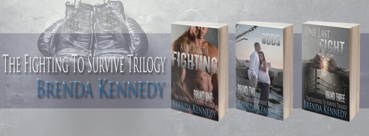The fighting To Survive Trilogy Banner