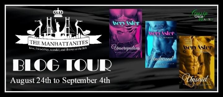 Unsaid Manhattanites Blog Tour