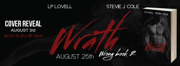 Wrath Cover Reveal Banner