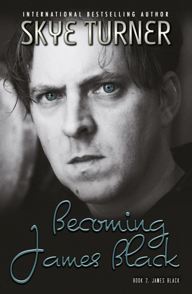 Becoming James Black Cover