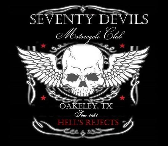 Broken Road Seventy Devils