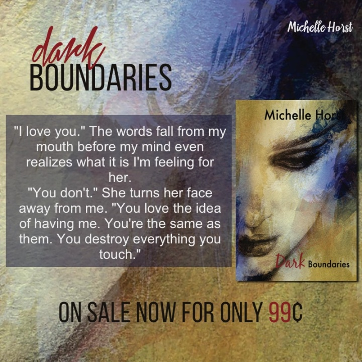 Dark Boundaries - SALE