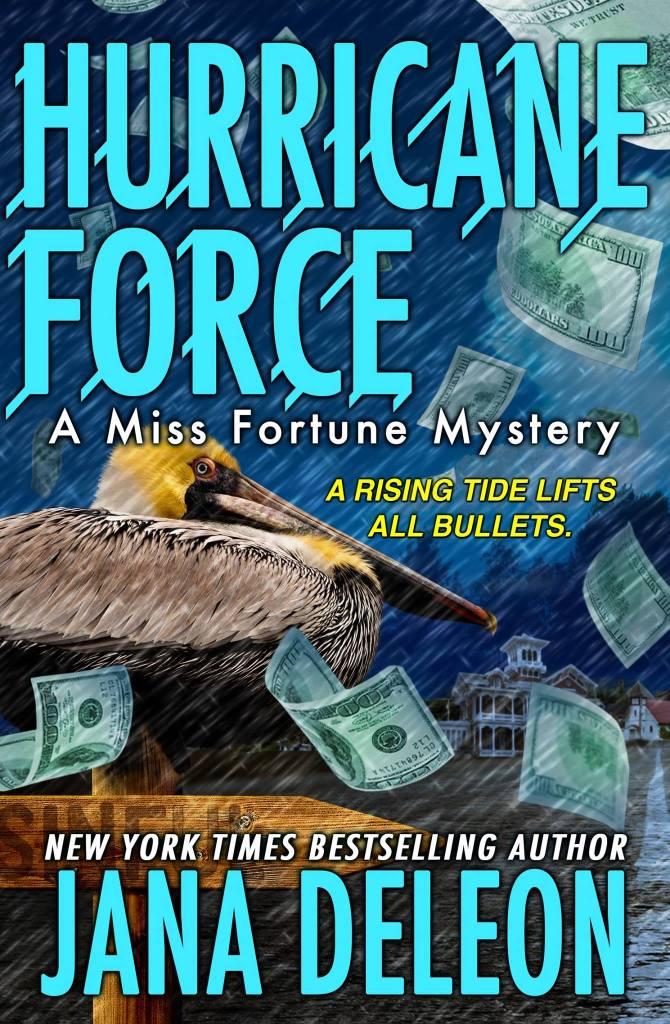 Hurricane Force Cover