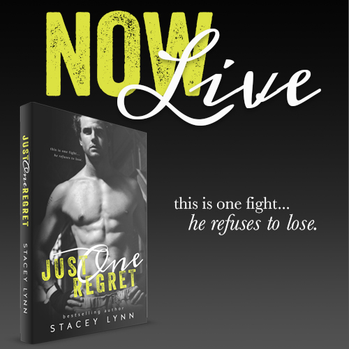Just One Regret Now Live