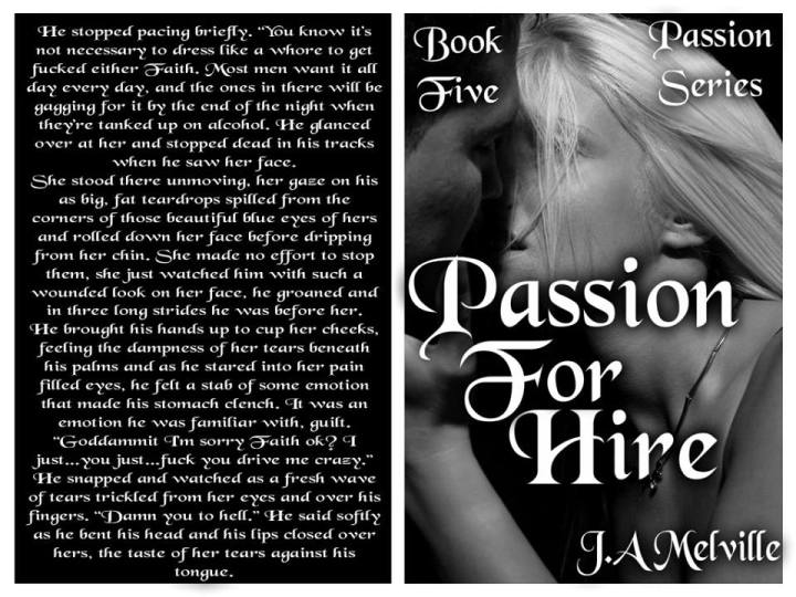 Passion For Hire Teaser 4