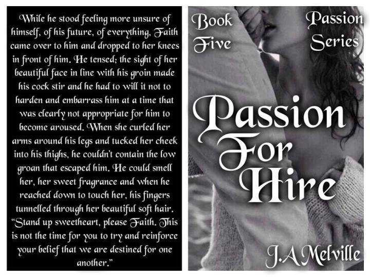 Passion For Hire Teaser 5