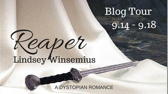 Reaper Blog Tour Banner