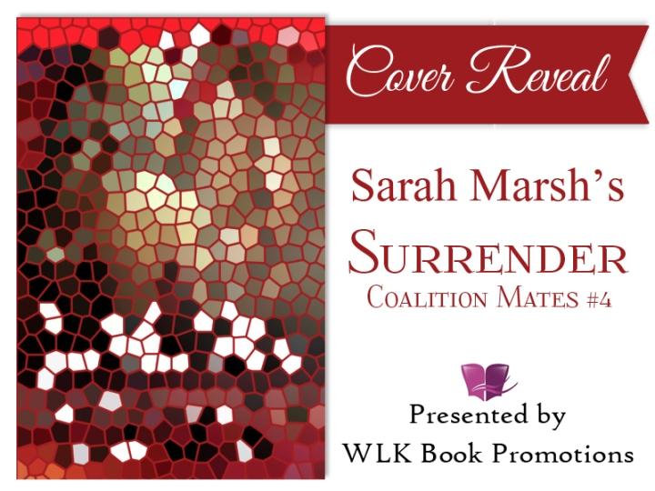 Surrender Cover Reveal - Header
