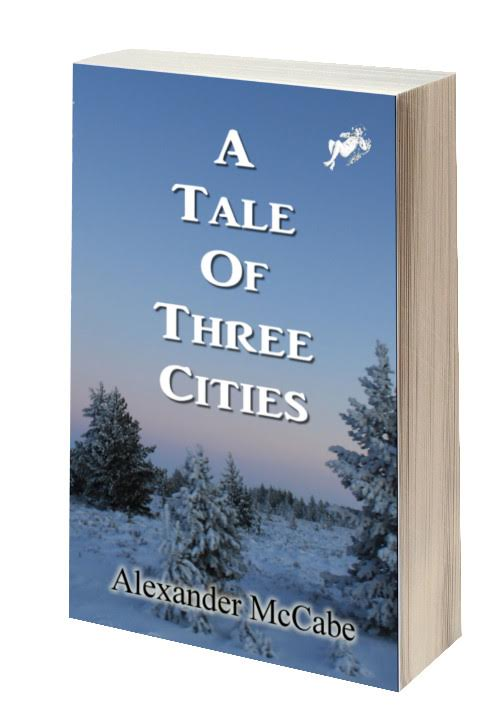 A Tale of Three Cities 3d cover