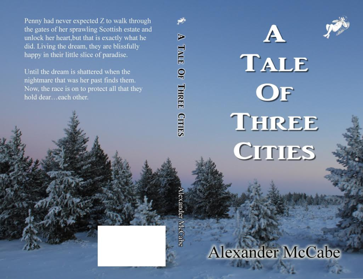 A Tale of Three Cities full cover