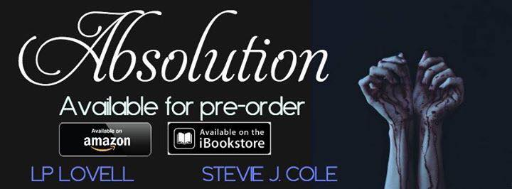 Absolution Available for Pre-order