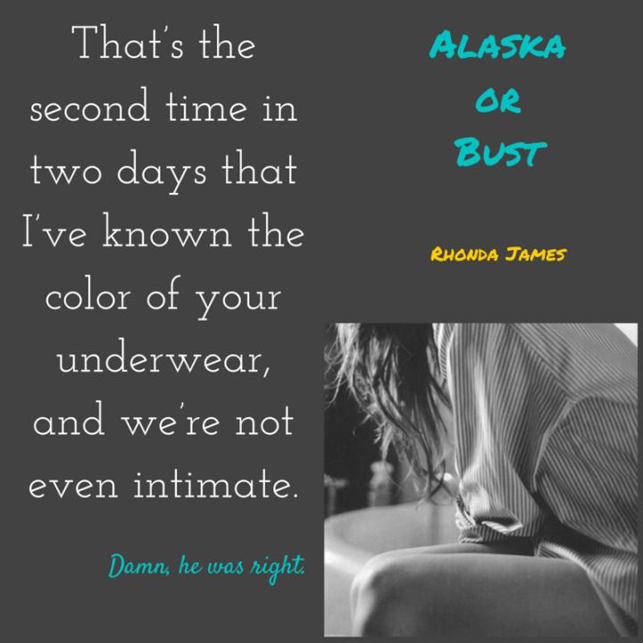 Alaska or Bust t3