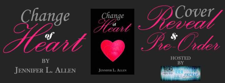 Change Of Heart Cover Reveal