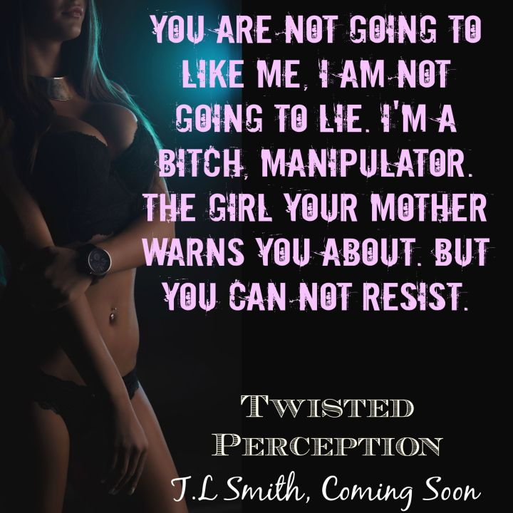 Coming soon Twisted