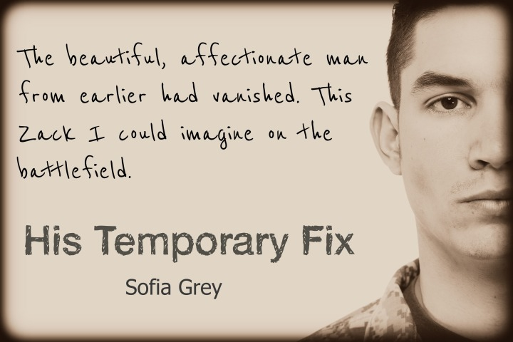 His Temporay Fix teaser 6
