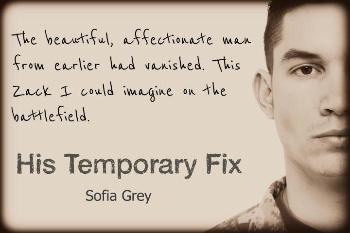 His Temporay Fix teaser 6
