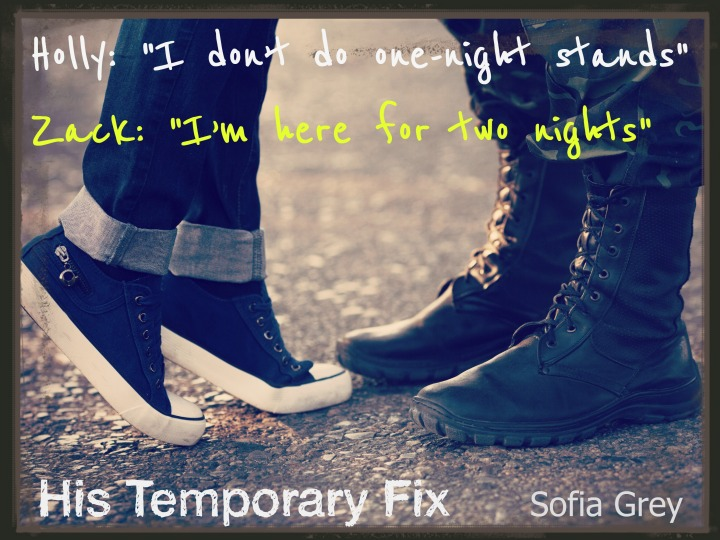 His Temporay Fix teaser 7
