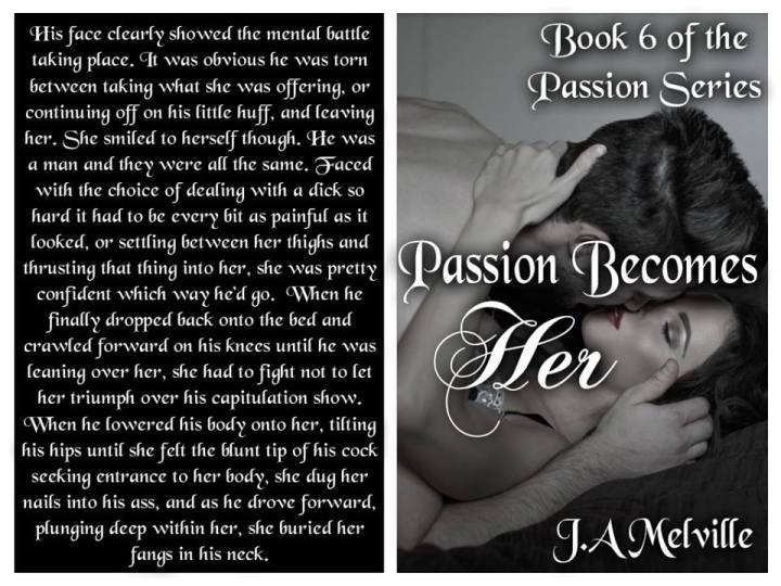 Passion Becomes Her Teaser 2