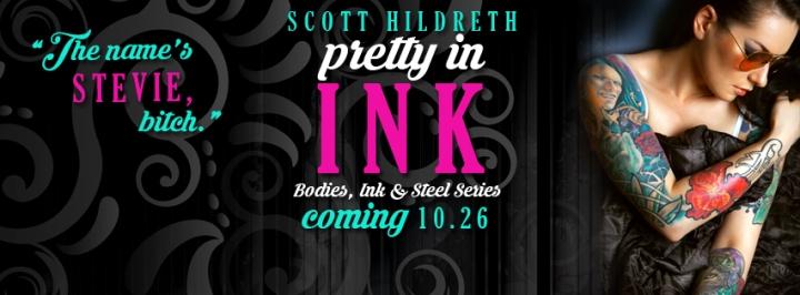 Pretty in Ink StevieComingSoonBanner