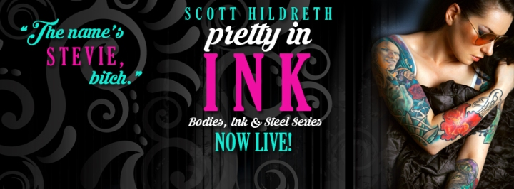 Pretty In Ink StevieNowLive