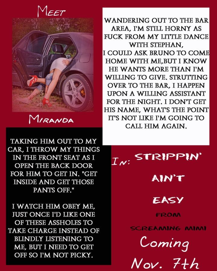 Strippin Ain't Easy t5