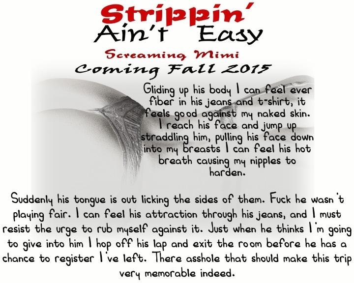 Strippin Ain't Easy Teaser 1