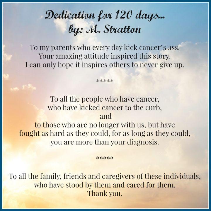 120days dedication