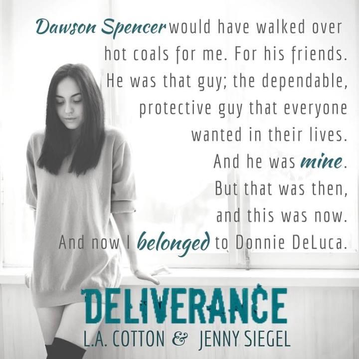 Deliverance teaser 1