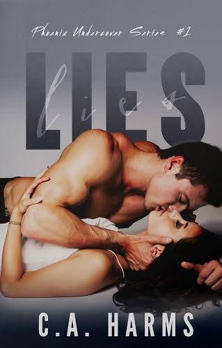 LIES front cover