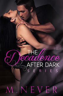 decadence after dark book cover