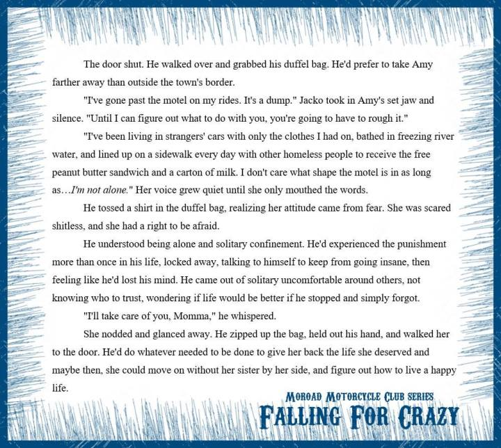Falling For Crazy Teaser2