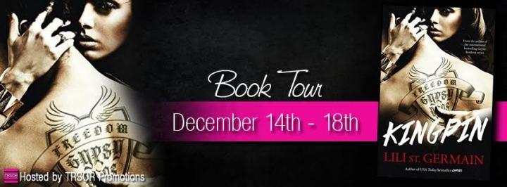 kingpin book tour