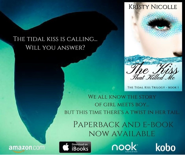 The Kiss That Killed Me Available