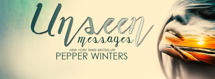 Unseen Messages Facebook Cover Art