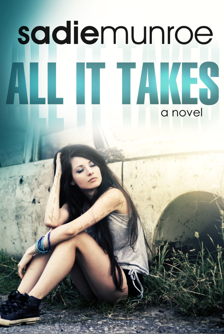 ALL IT TAKES cover